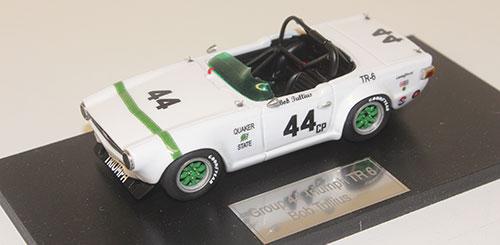 Triumph TR6 Group 44 | Model Assemblies